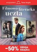 Gazetka promocyjna Księgarnie Świat Książki - Filmowo-literacka uczta - ważna do 25-07-2018