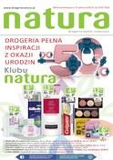 Gazetka promocyjna Drogerie Natura - Drogeria pełna inspiracji  - ważna do 18-07-2018