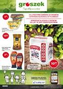 Gazetka promocyjna Groszek  - Oferta handlowa - ważna do 17-07-2018
