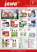 Gazetka promocyjna Jawa Drogerie - Oferta handlowa - ważna do 31-07-2018