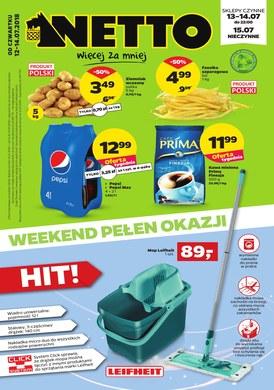 Gazetka promocyjna Netto - Weekend pełen okazji