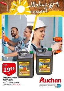 Gazetka promocyjna Auchan, ważna od 05.07.2018 do 21.07.2018.