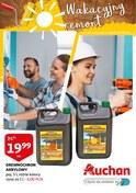Gazetka promocyjna Auchan - Wakacyjny remont - ważna do 21-07-2018