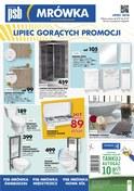 Gazetka promocyjna PSB Mrówka - Lipiec gorących promocji  - ważna do 21-07-2018