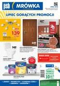 Gazetka promocyjna PSB Mrówka - Gazetka promocyjna - ważna do 21-07-2018