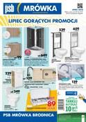 Gazetka promocyjna PSB Mrówka - Oferta handlowa - Brodnica - ważna do 21-07-2018