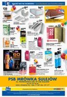 Gazetka promocyjna PSB Mrówka - 5 urodziny - Sulejów