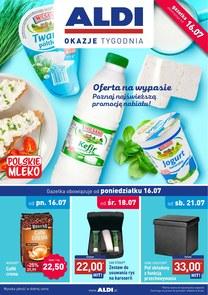 Gazetka promocyjna Aldi, ważna od 16.07.2018 do 21.07.2018.