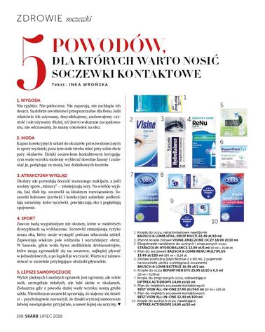 Gazetka promocyjna Rossmann, ważna od 06.07.2018 do 31.07.2018.