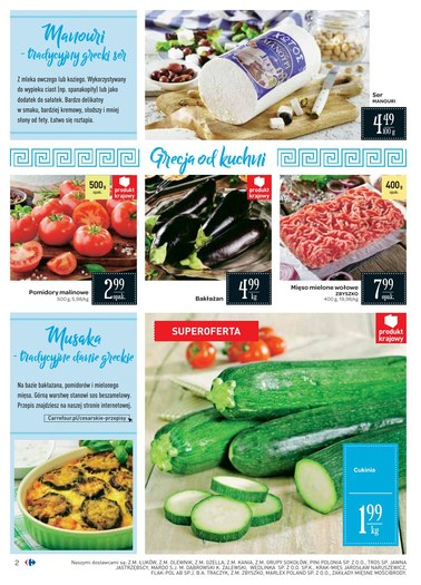 Gazetka promocyjna Carrefour, ważna od 10.07.2018 do 21.07.2018.