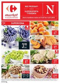 Gazetka promocyjna Carrefour Market, ważna od 10.07.2018 do 16.07.2018.