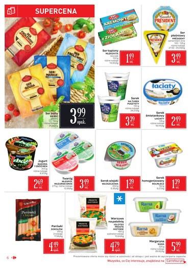 Gazetka promocyjna Carrefour Market, ważna od 10.07.2018 do 21.07.2018.
