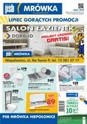 Gazetka promocyjna PSB Mrówka - Salon łazienek-Niepołomice - ważna do 21-07-2018