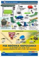 Gazetka promocyjna PSB Mrówka - Salon łazienek-Niepołomice