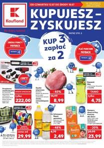 Gazetka promocyjna Kaufland, ważna od 12.07.2018 do 18.07.2018.