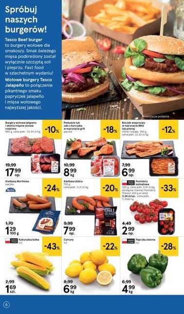 Gazetka promocyjna Tesco Supermarket, ważna od 12.07.2018 do 18.07.2018.