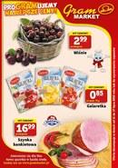 Gazetka promocyjna Gram Market - Oferta handlowa