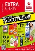 Gazetka promocyjna Selgros Cash&Carry - EXTRA OFERTA - ważna do 18-07-2018