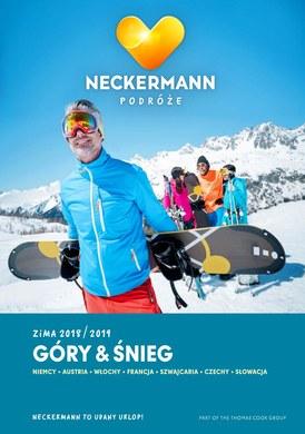 Gazetka promocyjna Neckermann - Góry i śnieg