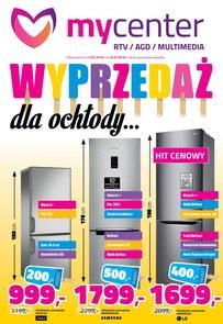 Gazetka promocyjna MyCenter, ważna od 12.07.2018 do 25.07.2018.