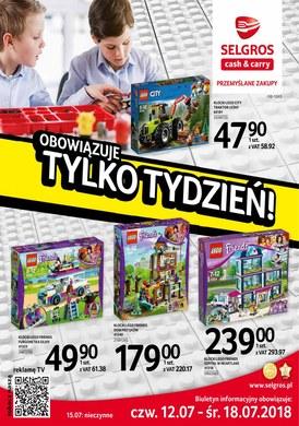 Gazetka promocyjna Selgros Cash&Carry - Oferta przemysłowa