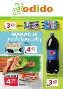 Gazetka promocyjna Odido - Wakacje pod chmurką - ważna do 19-07-2018