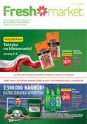 Gazetka promocyjna Freshmarket - Taktyka na kibicowanie! - ważna do 24-07-2018