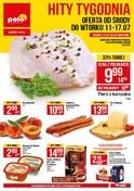 Gazetka promocyjna POLOmarket - Hity tygodnia - ważna do 17-07-2018
