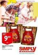Gazetka promocyjna Simply Market - Grilluj! - ważna do 17-07-2018