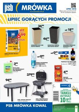 Gazetka promocyjna PSB Mrówka - Gazetka promocyjna - Kowal