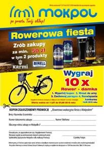 Gazetka promocyjna Mokpol, ważna od 11.07.2018 do 24.07.2018.