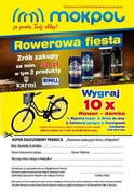 Gazetka promocyjna Mokpol - Rowerowa fiesta - ważna do 24-07-2018
