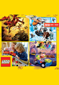 Gazetka promocyjna Lego, ważna od 01.06.2018 do 31.12.2018.