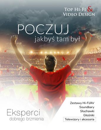 Gazetka promocyjna Top Hi-Fi & Video Design, ważna od 11.07.2018 do 20.08.2018.