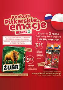 Gazetka promocyjna SPAR, ważna od 12.07.2018 do 22.07.2018.