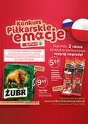 Gazetka promocyjna SPAR - Piłkarskie emocje - ważna do 22-07-2018