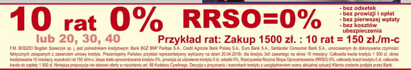 Gazetka promocyjna Bodzio, ważna od 01.07.2018 do 31.08.2018.