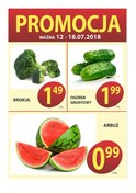 Gazetka promocyjna PSS Bochnia - Promocja - ważna do 18-07-2018