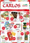 Gazetka promocyjna Carlos - Oferta promocyjna - ważna do 21-07-2018