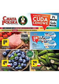 Gazetka promocyjna Chata Polska, ważna od 12.07.2018 do 18.07.2018.