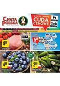 Gazetka promocyjna Chata Polska - Cuda cenowe - ważna do 18-07-2018