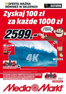 Gazetka promocyjna Media Markt - Precz z nudą!