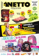 Gazetka promocyjna Netto - Okazja na bajkową wyprawkę