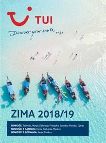 Gazetka promocyjna TUI, ważna od 01.12.2018 do 28.02.2019.
