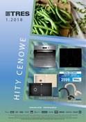 Gazetka promocyjna Tres - Hity cenowe - ważna do 31-12-2018