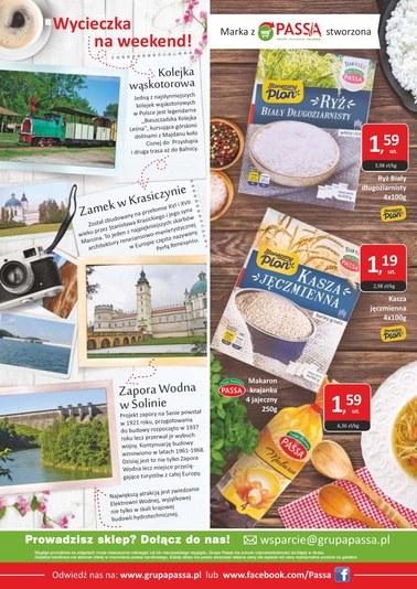 Gazetka promocyjna Passa, ważna od 05.07.2018 do 22.07.2018.
