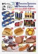 Gazetka promocyjna Pss Sanok - Oferta handlowa - ważna do 04-08-2018