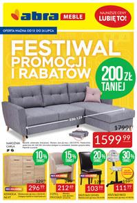 Gazetka promocyjna Abra, ważna od 13.07.2018 do 26.07.2018.