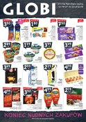 Gazetka promocyjna Globi - Koniec nudnych zakupów - ważna do 23-07-2018
