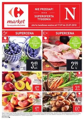 Gazetka promocyjna Carrefour Market - Superoferta tygodnia